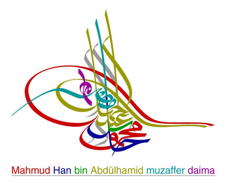 Introducción a la caligrafía árabe: Origen de la firma en el mundo musulmán.